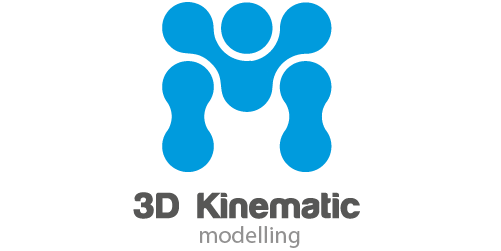 3d kinematic modelling icon